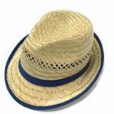 El nuevo diseño del sombrero de paja de papel