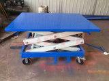 Piccole Tabelle di elevatore idraulico aeree elettriche da vendere