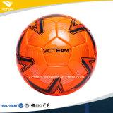 Fútbol profesional de cuero sintetizado genuino de calidad superior