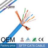 Sipu卸し売りCAT6 LANケーブルUTPネットワークコミュニケーションケーブル