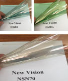 Produits chauds Sputtering Metallic Polyester Car Window Solar Tint Film