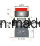 тип переключатель металла 6-380V кнопка (LA118KBC)