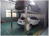 Garagem do carro da construção de aço da alta qualidade
