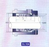 Selo mecânico para a bomba (SL104)