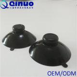 Copo plástico forte da sução da cabeça do cogumelo do vácuo do costume 42mm de Qinuo