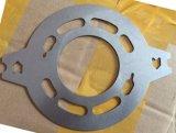 Placa da válvula das peças sobresselentes da máquina escavadora da esteira rolante PV90R130
