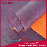 Estera de alta densidad de Pilates de la estera de la yoga del PVC