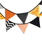 Empavesado barato respetuoso del medio ambiente del banderín de la tela del precio del diseño creativo