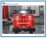 Les séries de Sc (b) 10-30~2500kVA Résine-Isolées sèchent le transformateur d'alimentation de Typecurrent