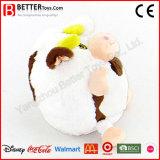 Angefülltes Tier-Kuh-Plüsch-weiches Baby-Spielzeug