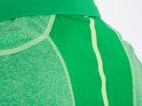 Chemise de polo des hommes (polyester cationique de 100%)