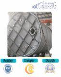 Serbatoio d'acciaio personalizzato di trattamento delle acque dell'OEM dalla Cina