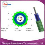 кабель оптического волокна 2.0~2.8mm дунутый воздухом миниый для FTTX