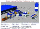 Qt6-15b automatischer Block, der Maschine konkrete Ziegelstein-Maschine herstellt