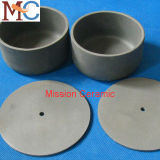 Crogioli di ceramica legati di Sic del carburo di silicone di reazione