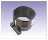 Pièces de usinage personnalisées d'acier du carbone de pièces de commande numérique par ordinateur de précision