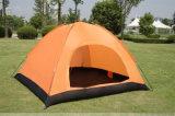 خيمة في الهواء الطلق تصميم جديد 2 شخص خيمة خيمة التخييم