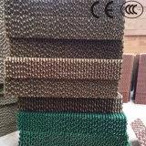 Almofada refrigerar evaporativo com papel ondulado da fibra (7090)