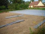 Prodotto intessuto pp del geotessuto/tessuto coperchio al suolo