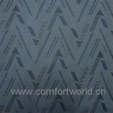 Fabbricato di lavoro a maglia 100% del coperchio di sede dell'automobile del jacquard del filo di ordito del poliestere