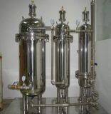 Centrifugador tubular da separação centrífuga Líquido-Contínua da água do petróleo dos filtros para o petróleo de motor e o combustível