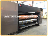 Польностью автоматическое печатание цвета 2 прорезая и умирает автомат для резки