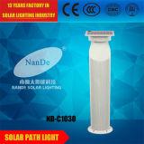 3.7V 5ahのリチウム電池の高い明るさLED太陽ライト