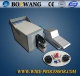 Bozhiwangの携帯用精密な空気圧ターミナルひだが付く機械
