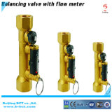 Válvula de descarga de la temperatura y de presión del regualtor del gas para el calentador de agua solar BCTPV01