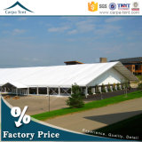 Solid Wallの30m Width Large Luxurious European Style Event Marquee Tent