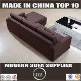 Sofa configurable en forme de L de tissu (Danemark)
