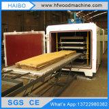 máquina de madeira do secador do vácuo 6m3 de alta freqüência