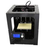 Buildin 펌웨어를 가진 소형 콤팩트 3D 탁상용 프린터 기계