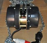 Hijstoestel het van uitstekende kwaliteit van de Motor van 1 Ton voor het Systeem van de Bundel van de Verlichting
