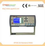 릴레이 저항 (AT516L)를 위한 중국 공장 DC 저항 미터