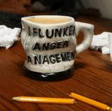 Tasse en céramique de cuvette de thé de café de course de modèle neuf pour le camp