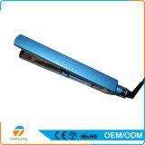 Fer plat de fer de chauffage de cheveu rapide plat en céramique d'écran LCD pour le redresseur de cheveu