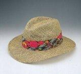 Sombreros de paja del verano de la manera del vaquero