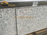 Bancada branca do granito das lajes e das telhas do granito da estrela