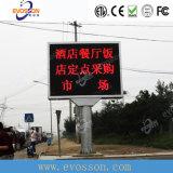 P12.5 choisissent l'étalage d'écran mobile du signe DEL de la couleur DEL