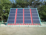 肯定的な許容の太陽プラントのためのガラス蓋の太陽電池パネル