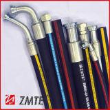 Tubo flessibile di gomma idraulico standard del SAE R15