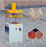 Máquina de estaca de pedra hidráulica para Pavers de rachadura para o jardim/plaza