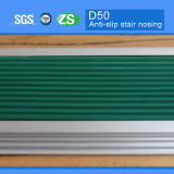 Flair de base en aluminium d'escalier de sûreté piétonnière