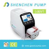 Labv1 LCD Bildschirmanzeige-intelligenter Fluss-peristaltische dosierenpumpe