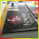 Bandeau publicitaire s'arrêtant de PVC de vinyle de frontière de sécurité extérieure de maille