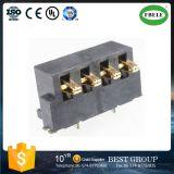 2.5 El espaciamiento de 4 pines del conector de la batería