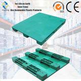 Industria alimentaria resistente especializada de la fábrica fácil limpiar la paleta plástica