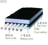 専門の製造の鋼鉄コードのコンベヤーベルトMt668
