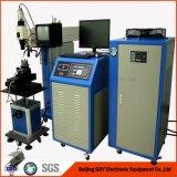 De Energie van de Impuls van het Gebruik van de Machine van het Lassen van de Laser van het staal